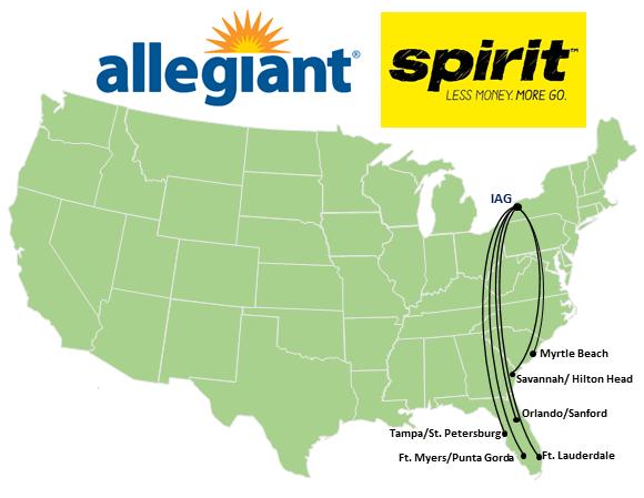 Niagara Falls International Airport - Flight Info on